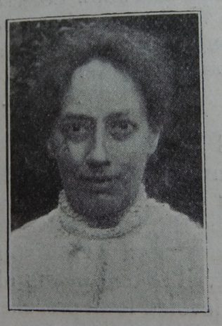Mrs Bessie Wilkinson | Primitive Methodist Magazine 1907