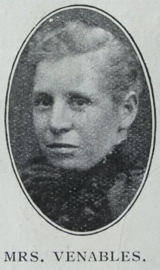 Clara Adelaide Venables | Primitive Methodist Magazine 1910