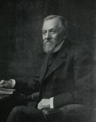 James Travis in 1911 | Seventy-five years: the life and work of James Travis, 1914