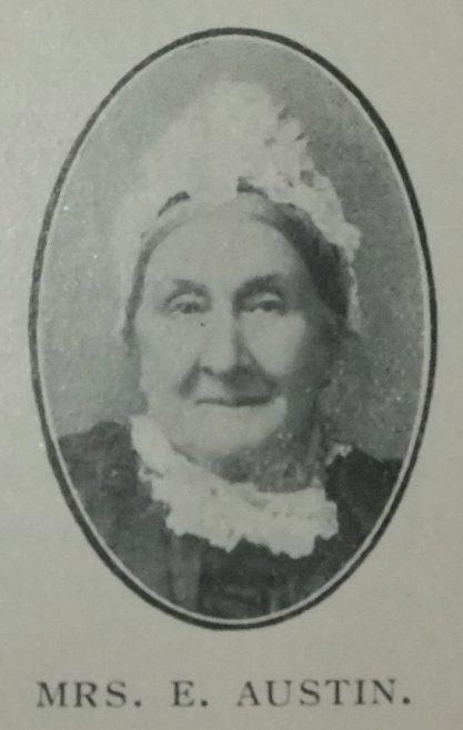 Emma Austin, nee Mitchell