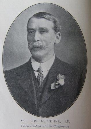 Fletcher, Tom (1854-1920)