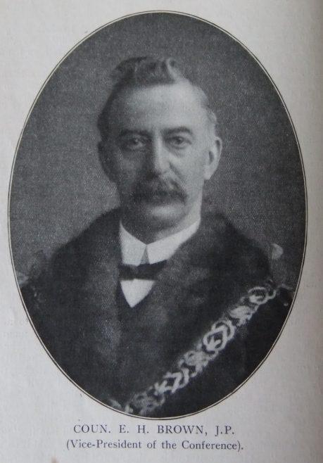 Edward Hazard Brown