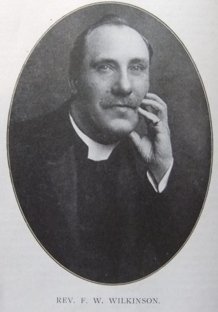 Wilkinson, Frederic William (1858-1920) | Primitive Methodist Magazine 1915