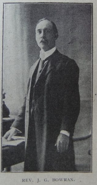 Bowran, John George (1869-1946) | Primitive Methodist Magazine 1916