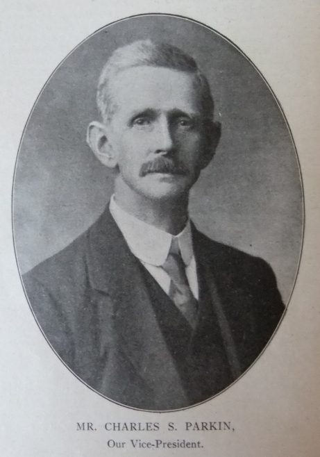 Charles Samuel Parkin