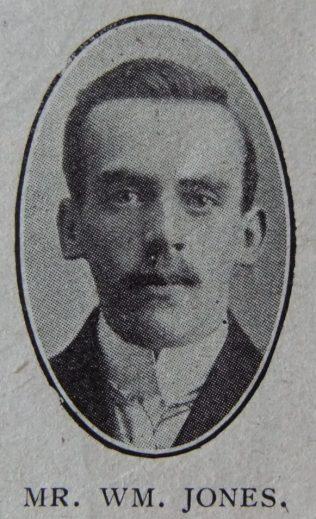 William Jones, junior | Primitive Methodist Magazine 1916