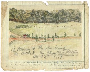 War poems of Sydney Phillipson