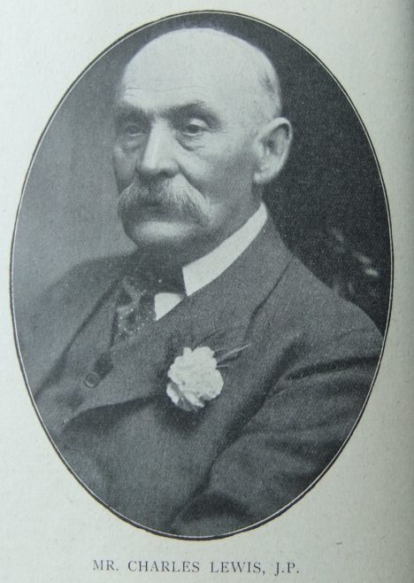 Charles Lewis J.P.