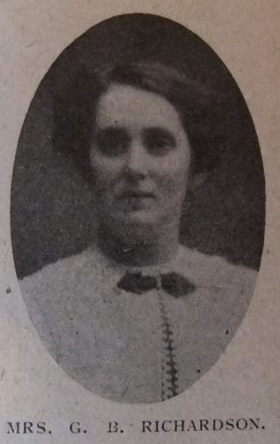 Mary Makin Gladdle | Primitive Methodist Magazine 1920