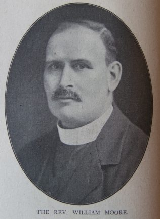 Moore, William (1866-1944) | Primitive Methodist Magazine 1922
