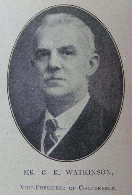 Charles Kynman Watkinson