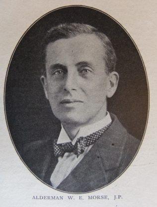 Morse, William Ewart Gladstone J.P. (1878-1952)