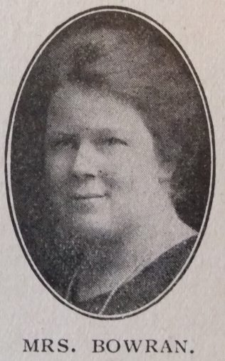 Eleanor Hedley Bowran | Primitive Methodist Magazine 1929