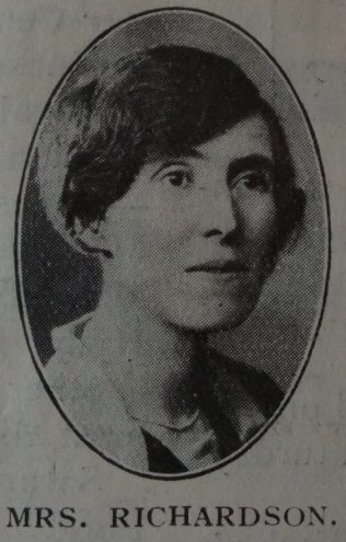 Elizabeth Mary Cummings | Primitive Methodist Magazine 1932