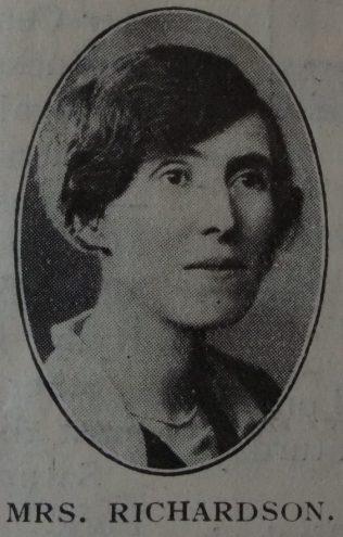 Elizabeth Mary Cummings | Primitive Methodist Magazine 1932