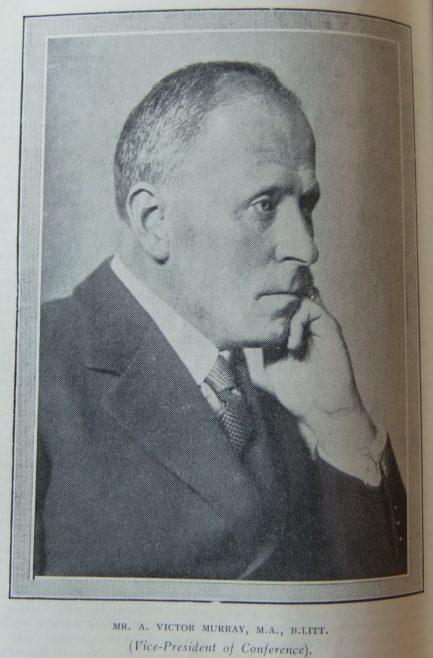 Albert Victor Murray