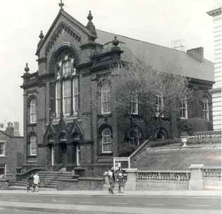 Former Ebenezer Primitive Methodist Chapel (1974) | Photographer H. Lees (not copyright)