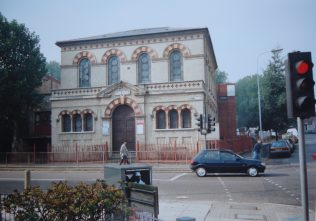 1970 Islington Caledonian Road Primitive Methodist chapel | Keith Guyler 1994