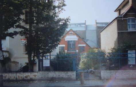 Hornsey Rise Primitive Methodist chapel
