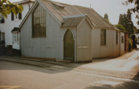Bushey Heath Primitive Methodist chapel