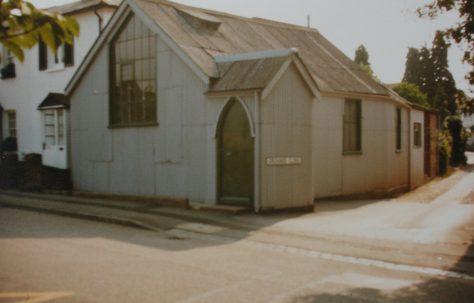 Bushey Heath Primitive Methodist chapel