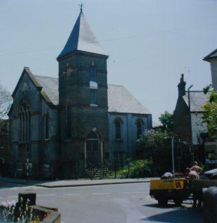 Watford Queens Road Primitive Methodist chapel | Keith Guyler 1989