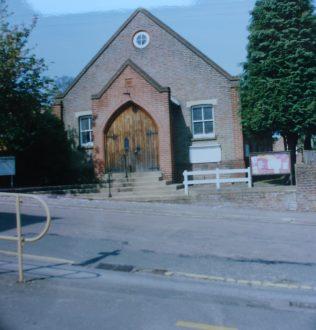 How End Primitive Methodist chapel | Keith Guyler 1984