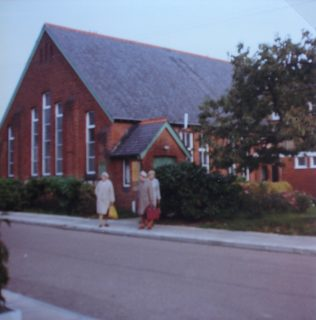 1909 St Albans Boundary Road Primitive Methodist Church | Keith Guyler 1980