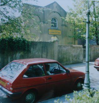 St Albans Sopwell Lane Primitive Methodist Chapel   Keith Guyler 1989