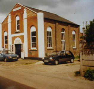 Markyate Primitive Methodist chapel | Keith Guyler 1986