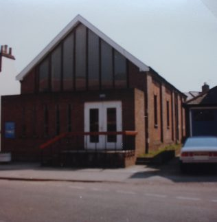 Harpenden Southdown Primitive Methodist chapel | Keith Guyler 1980
