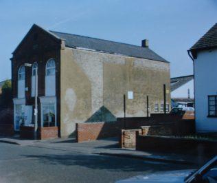 former Baldock Primitive Methodist chapel | Keith Guyler 1989