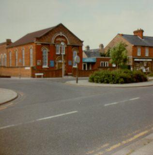 1887 Bedford Park Road Primitive Methodist Chapel   Keith Guyler 1984