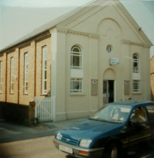 1871 Ampthill Primitive Methodist Chapel | Keith Guyler 1984