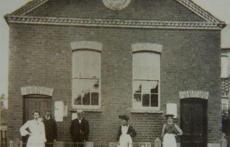 Husborne Crawley Primitive Methodist Church, Beds