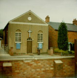 1863 Lidlington; Bethel Primitive Methodist Chapel | Keith Guyler 1984