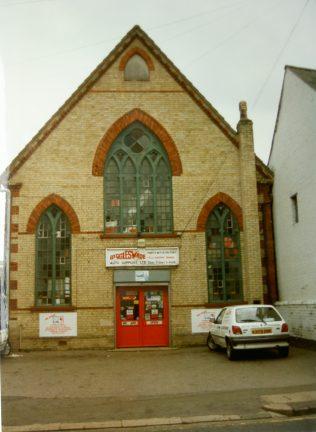 1874 Biggleswade Primitive Methodist Chapel | Keith Guyler 1997
