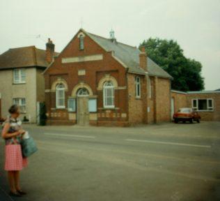 1915 Meppershall Primitive Methodist Chapel | Keith Guyler 1984