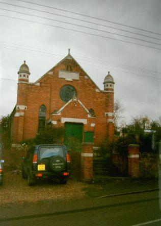 Drayton Parslow Primitive Methodist chapel | Keith Guyler 2000