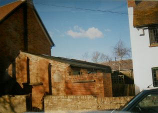 remains of former Crafton Primitive Methodist chapel | Keith Guyler 1999