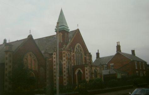 Stewkley High St Primitive Methodist chapel