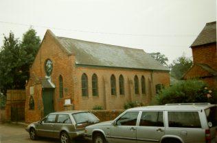 Swanbourne Primitive Methodist chapel | Keith Guyler 1996