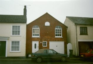 Wing Primitive Methodist chapel | Keith Guyler 1998