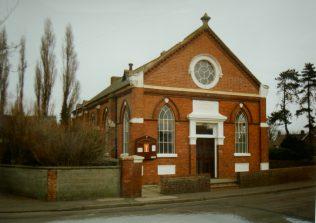 Deanshanger Primitive Methodist chapel | Keith Guyler 1998