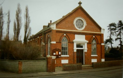 Deanshanger Primitive Methodist chapel