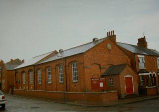 New Bradwell Primitive Methodist chapel   Keith Guyler 1998