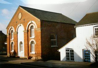 Woburn Sands / Aspley Guise Primitive Methodist Chapel | Keith Guyler 1999