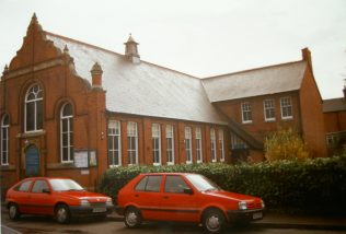 Wolverton West End Primitive Methodist chapel | Keith Guyler 1998