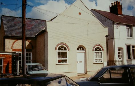 Downley Primitive Methodist Chapel