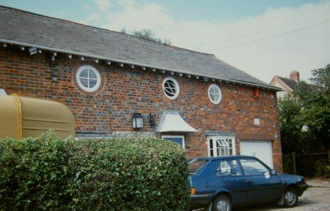 Ibstone Primitive Methodist chapel
